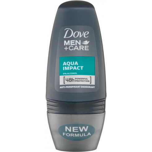 Dove Roll-On Aqua Impact 48H 50ML