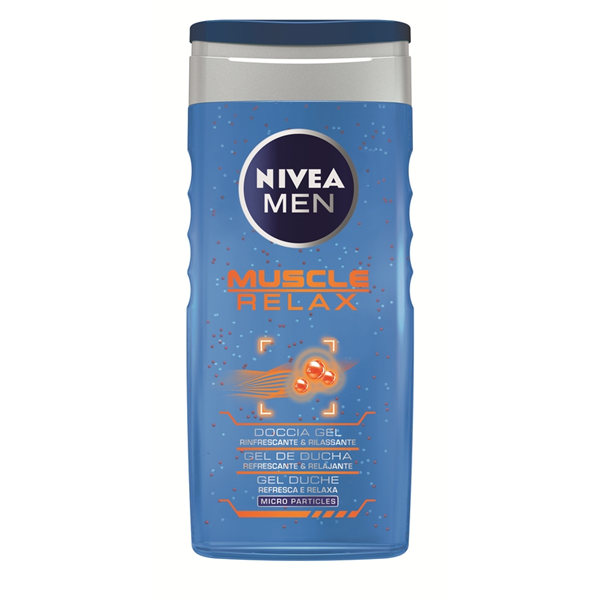 Nivea For Men Gel Duche Relax 250ML