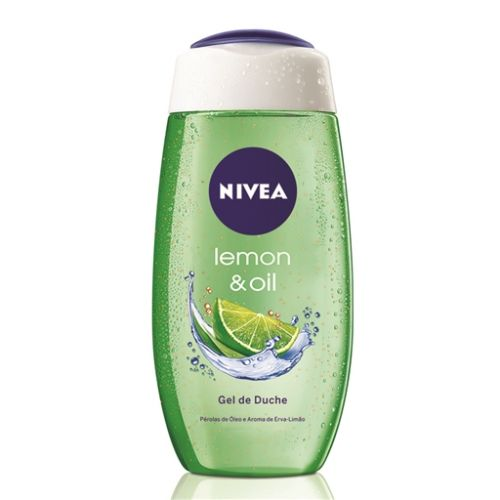 Nivea Gel De Banho Lemon & Oil 250ML