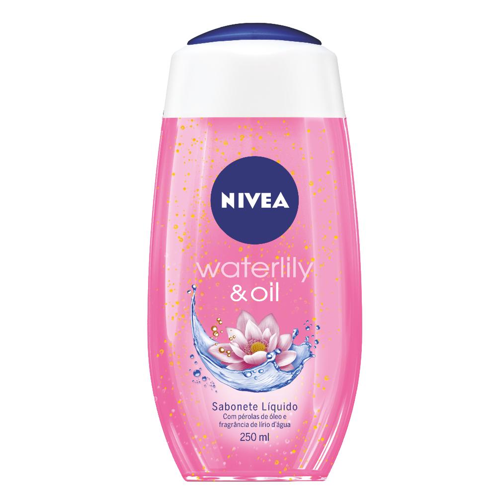 Nivea Gel De Banho Water Lily E Oil 250ML