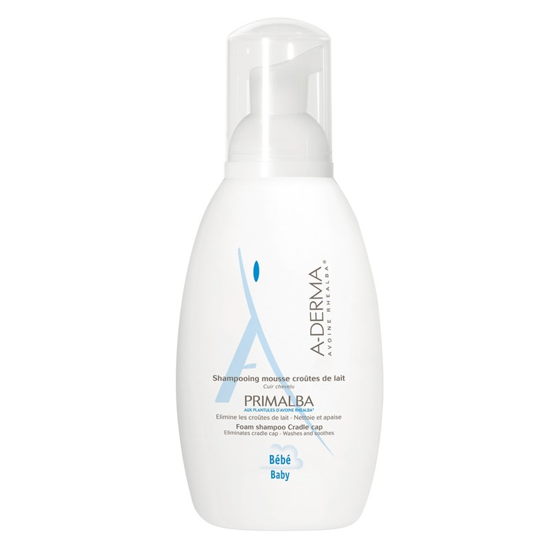 A-Derma Primabla Shampooo Crosta Lactea 150ML