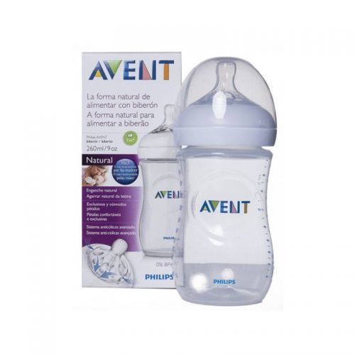 Avent Biberao Natural 1M+ 260ML