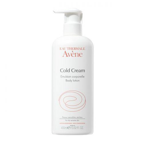 Avene Cold Cream Emulsao Corporal 400ML