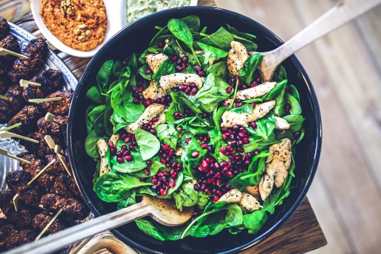 alimentaçao-espinafre