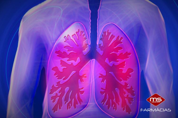 asma-pulmões