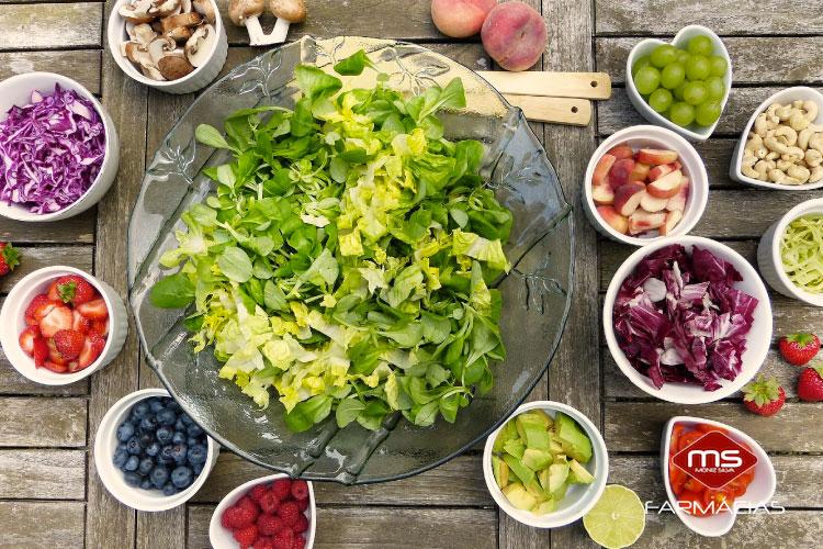 Combata o Stress com a Alimentação